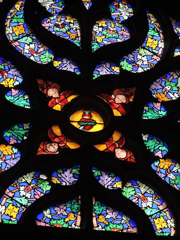 Journées du patrimoine 2018 - Visite guidée sur les vitraux de l'église Saint-Etienne