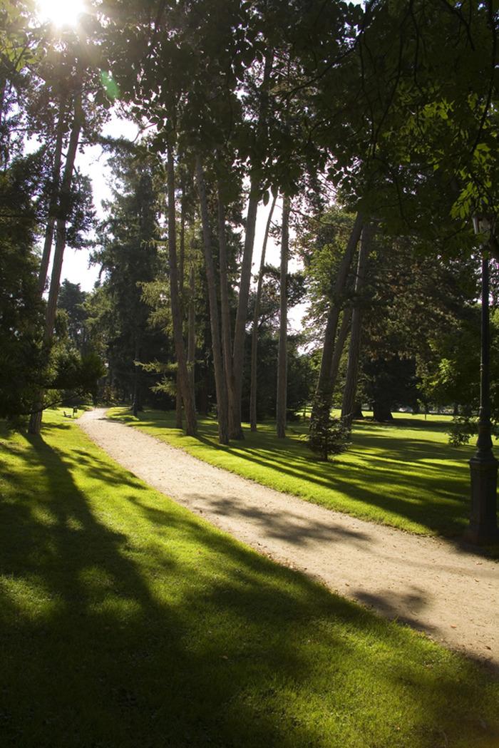 Journées du patrimoine 2018 - Visite commentée des Parcs de Vichy