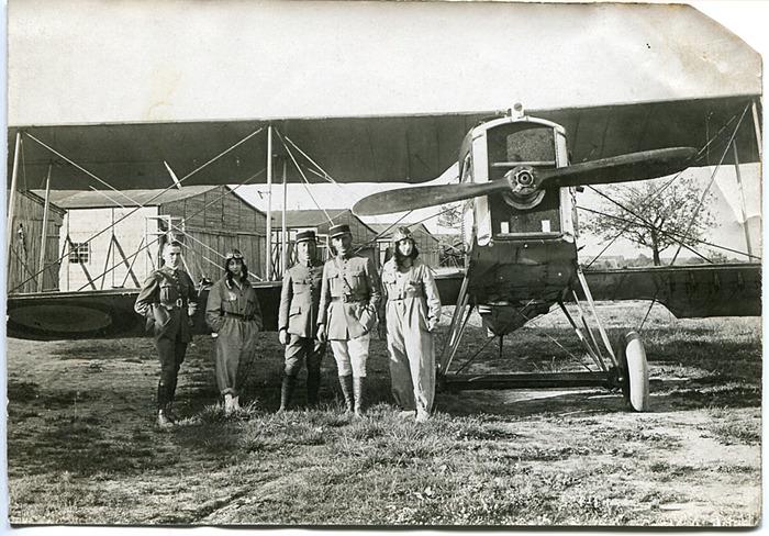 Journées du patrimoine 2018 - Visite guidée traduite en langue des signes de l'exposition Les aviateurs haut-alpins de la Grande Guerre