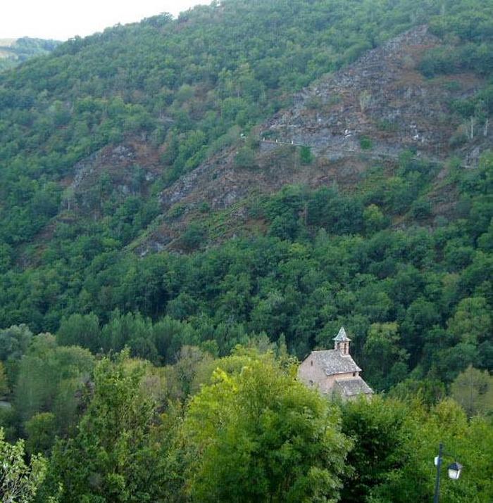 Crédits image : Anne Romiguière (Office de Tourisme de Conques)
