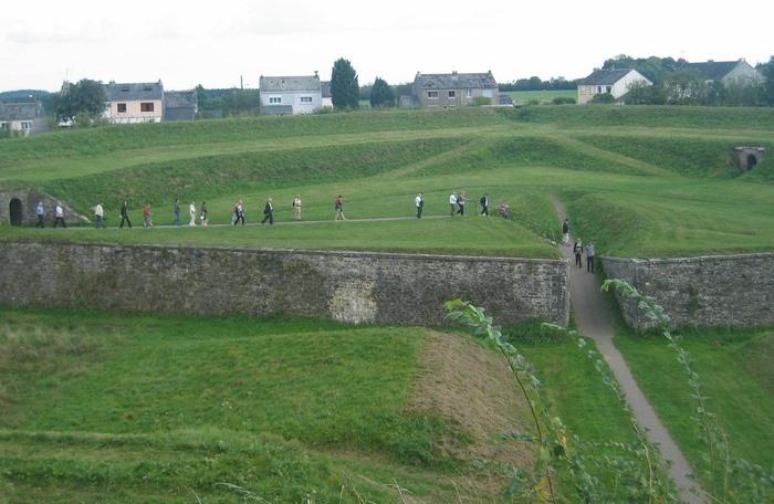 Journées du patrimoine 2019 - Découverte de la ville et des fortifications de Rocroi