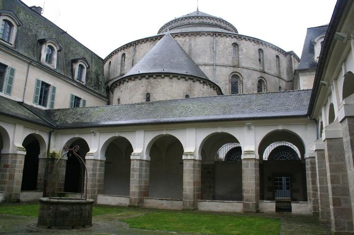 Journées du patrimoine 2018 - Visite guidée de l'abbaye Sainte-Croix