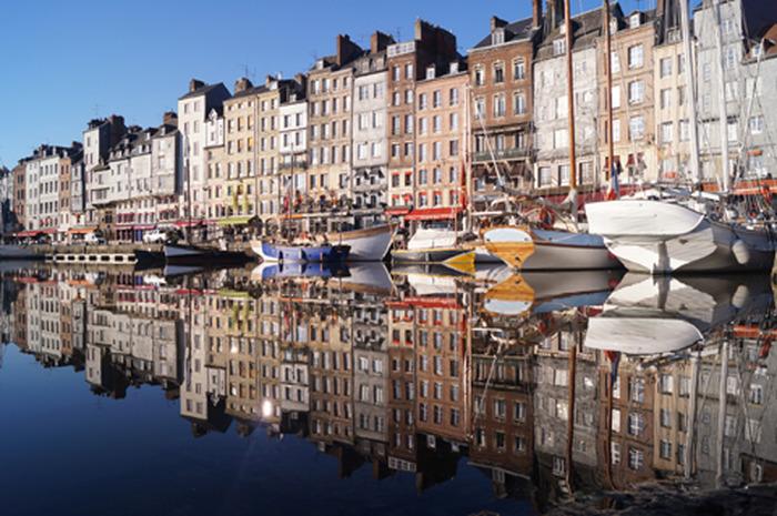 Crédits image : © Office de Tourisme de Honfleur