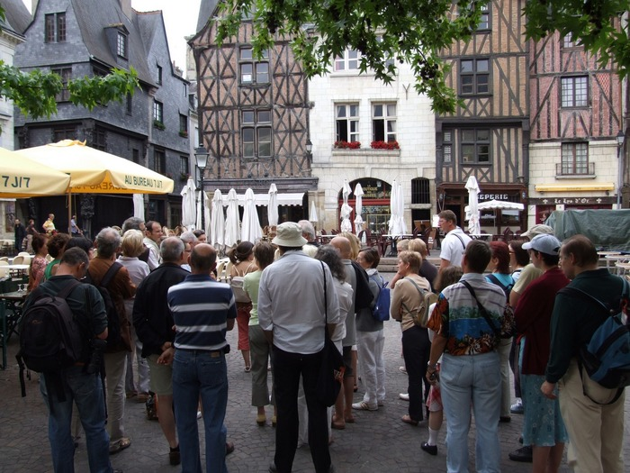 Crédits image : Service patrimoine Ville de Tours