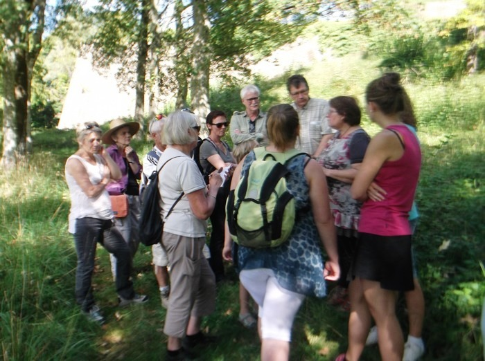 Journées du patrimoine 2018 - Visite guidée sur le thème de la nature