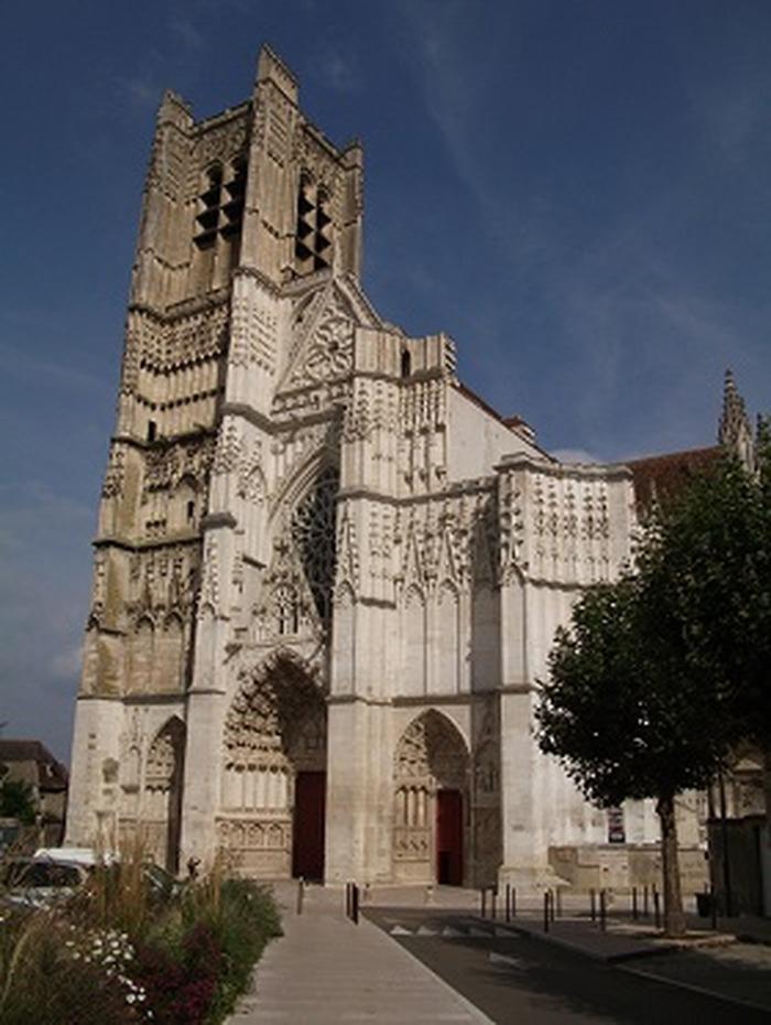 Journées du patrimoine 2018 - Visite guidée de la Cathédrale Saint-Étienne d'Auxerre