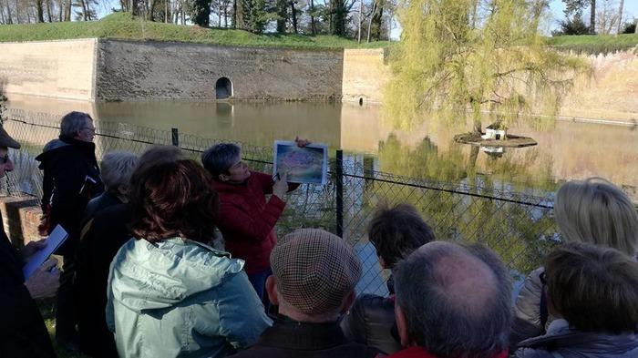 Journées du patrimoine 2018 - Circuit des fortifications