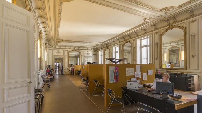 Journées du patrimoine 2018 - Visite guidée de l'Hôtel de Ville de Nevers