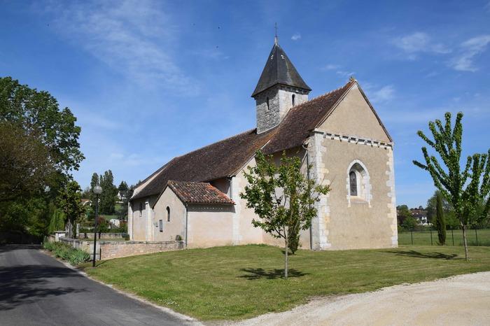 Journées du patrimoine 2018 - Visite guidée de l'église de Saint-Germain