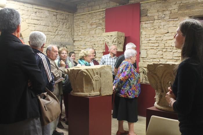 Journées du patrimoine 2017 - Visites guidées des collections du Musée du prieuré
