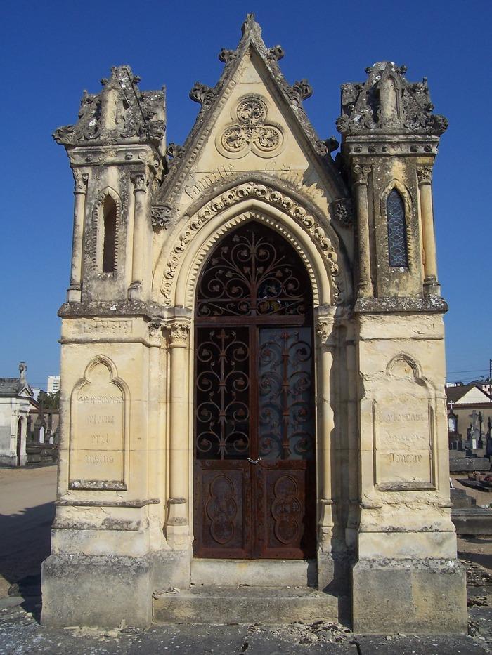Journées du patrimoine 2018 - Visite guidée du cimetière Jean Gautherin
