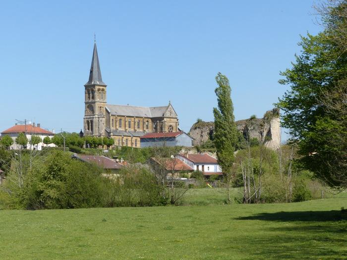 Journées du patrimoine 2018 - Visite guidée de l'ancien « Louppy-les-deux-Châteaux »
