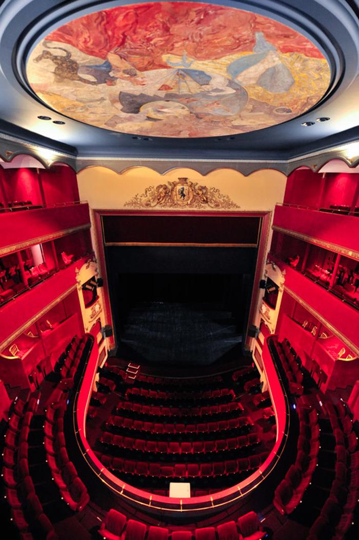 Journées du patrimoine 2018 - Visite guidée du théâtre Armand