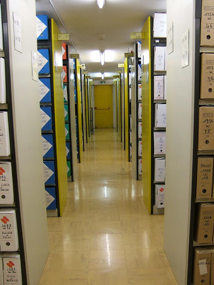 Journées du patrimoine 2018 - Visite guidée des Archives départementales