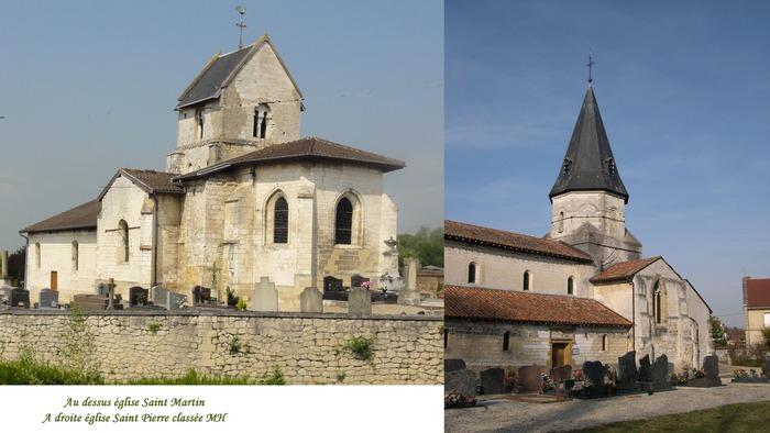 Journées du patrimoine 2018 - Eglises Saint-Pierre et Saint-Martin