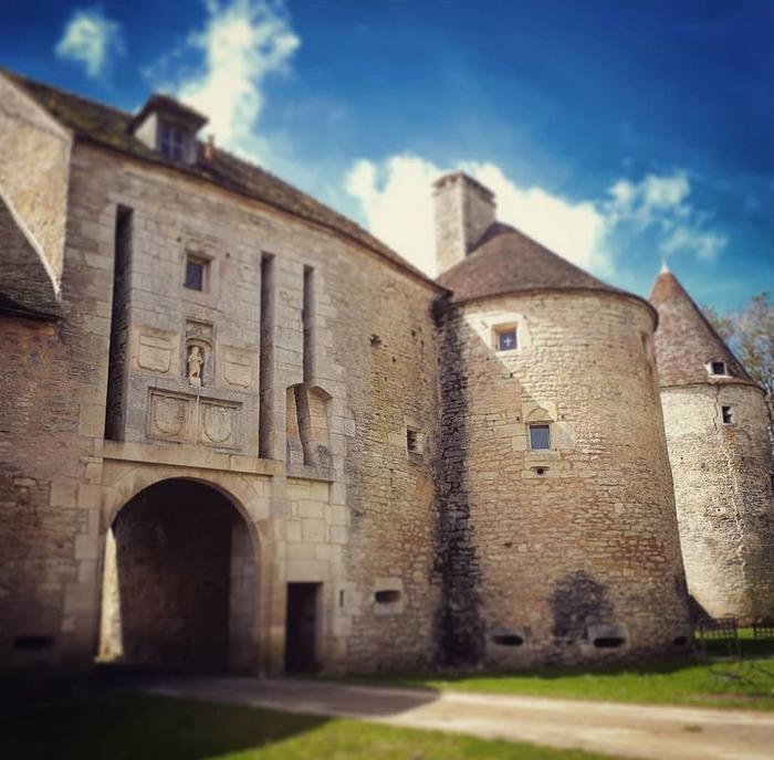 Journées du patrimoine 2018 - Visite historique de la Commanderie de la Romagne