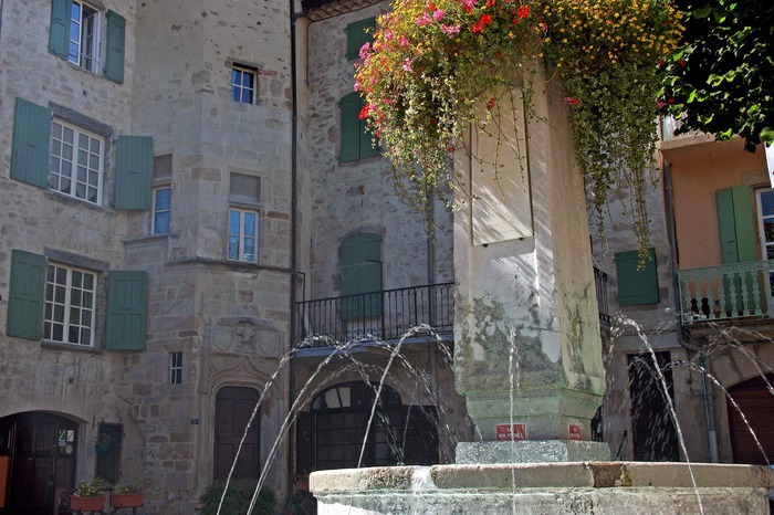 Journées du patrimoine 2018 - Circuit historique de la ville.