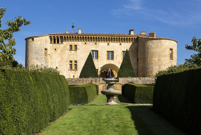 Journées du patrimoine 2018 - Visite commentée du château de Bagnols.