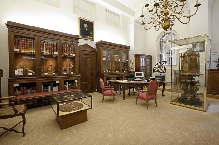 Journées du patrimoine 2018 - Visite historique et architecturale de la bibliothèque Sainte-Geneviève