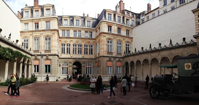 Crédits image : Cellule communication du Gouverneur militaire de Lyon