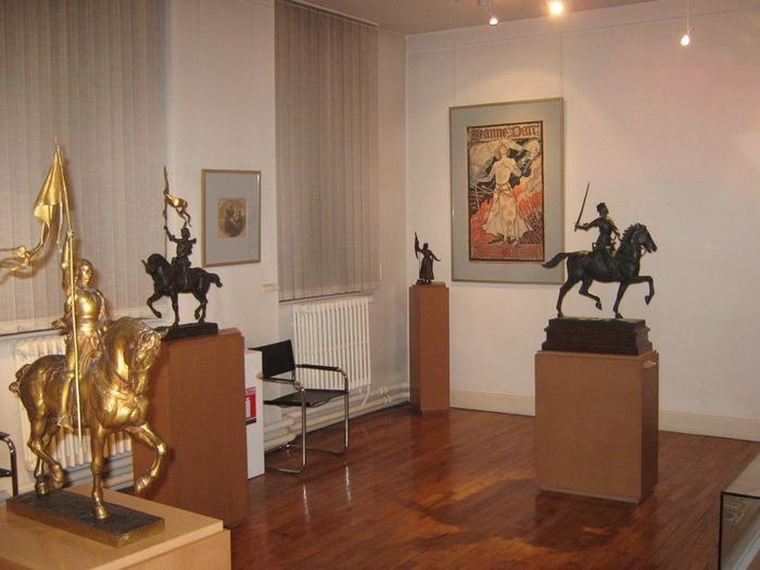Journées du patrimoine 2018 - Visite insolite « Cherchez l'Erreur » au Musée Jehanne d'Arc Vaucouleurs