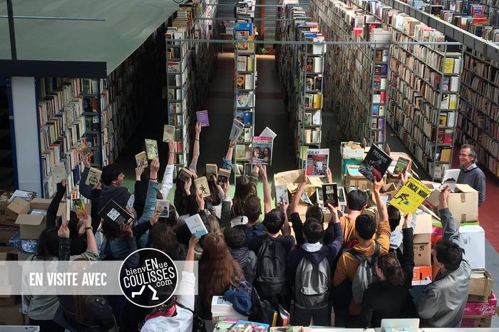 Visite - Le Livre Vert donne du sens à vos livres !