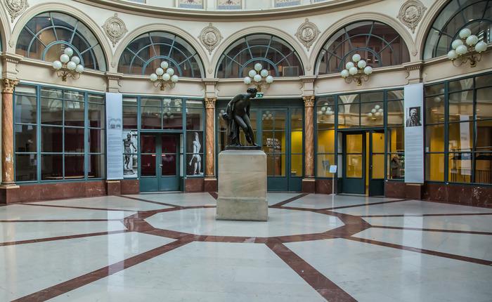Journées du patrimoine 2018 - Visite libre accompagnée de médiation