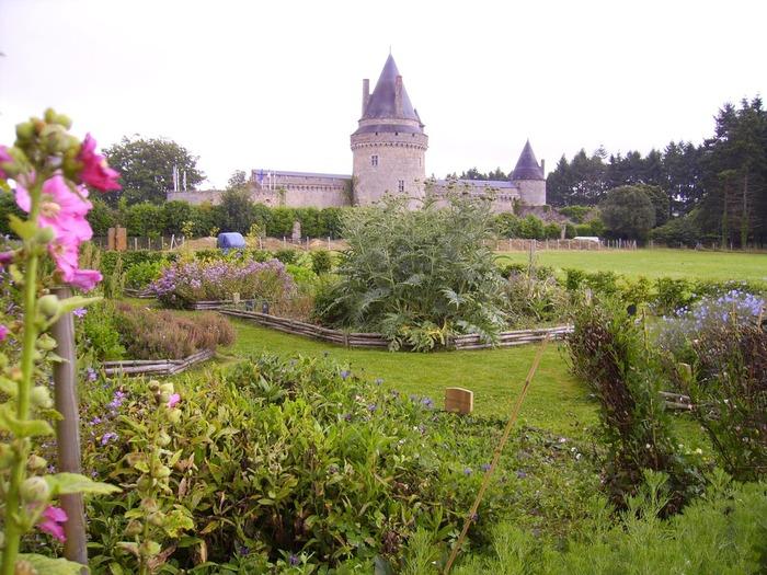 Journées du patrimoine 2018 - Visite libre au Château de la Groulaie