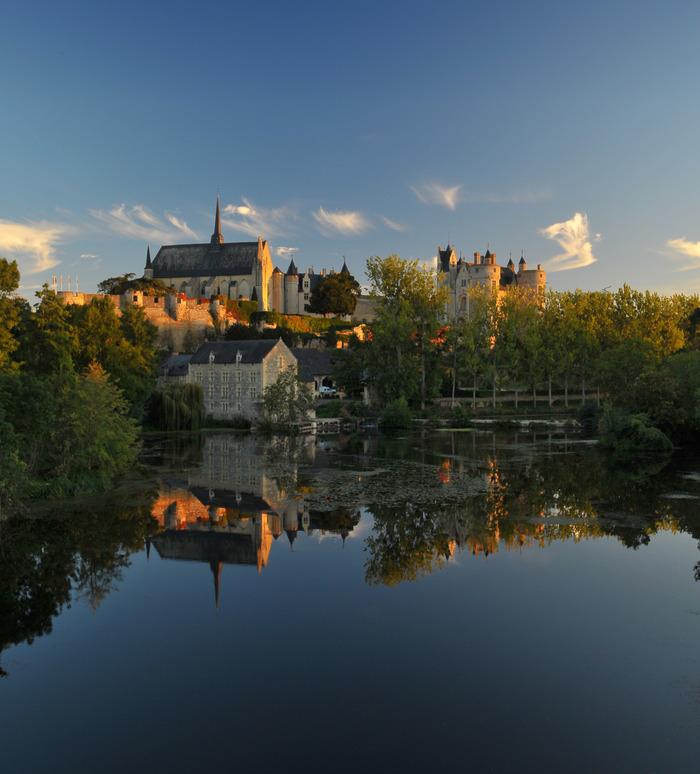 Journées du patrimoine 2018 - Visite libre au château de Montreuil-Bellay