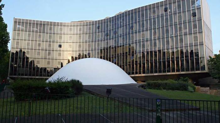 Journées du patrimoine 2018 - Visite libre au cœur des courbes d'Oscar Niemeyer
