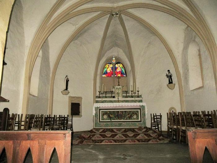 Journées du patrimoine 2018 - Visite libre de la chapelle Sainte-Barbe de Boler