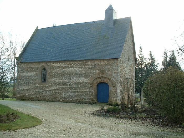 Journées du patrimoine 2018 - Visite libre - Chapelle de Favières - Brecé