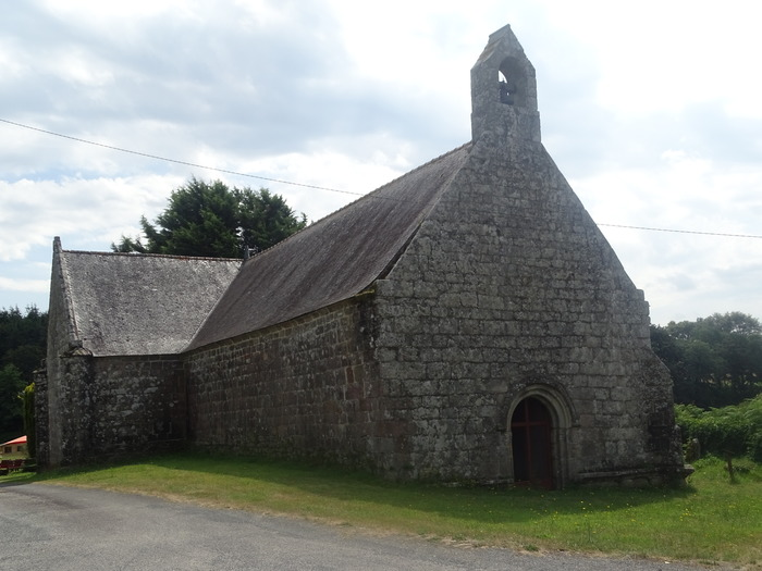 Journées du patrimoine 2018 - Visite de la Chapelle de Kerlénat - Locmalo