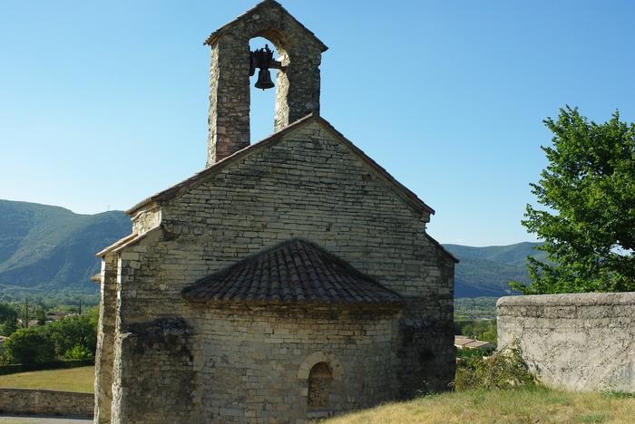 Journées du patrimoine 2018 - Visite libre de la chapelle Saint Didier.