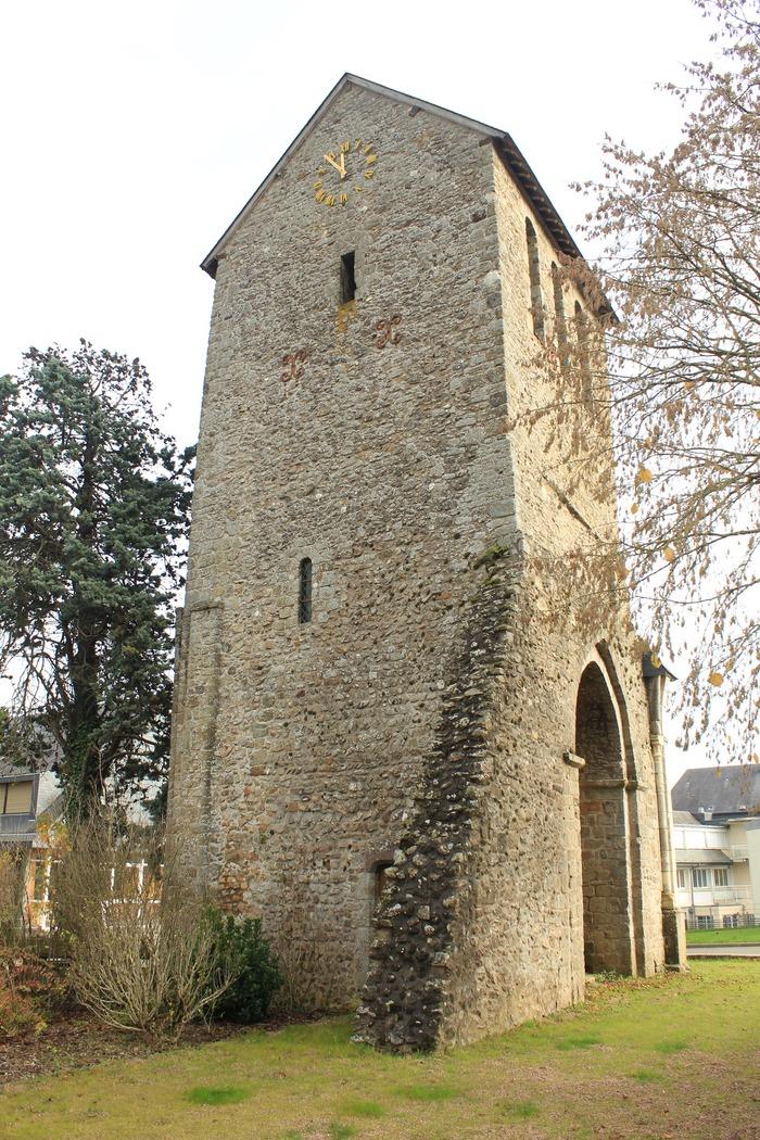 Journées du patrimoine 2018 - visite libre clocher st Georges