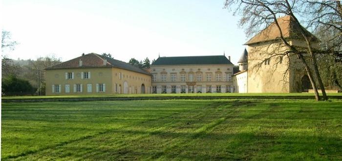 Journées du patrimoine 2018 - Visite libre, commentaires à la demande au château de Mardigny.