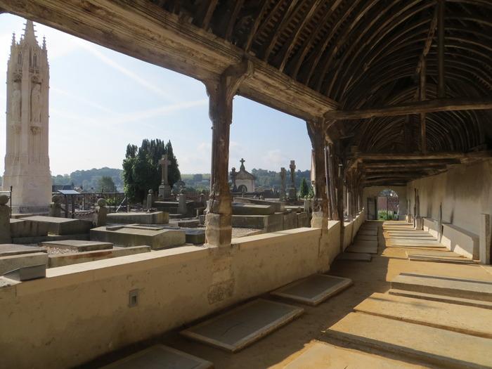 Journées du patrimoine 2018 - Visite guidée de l'Aître de Brisgaret