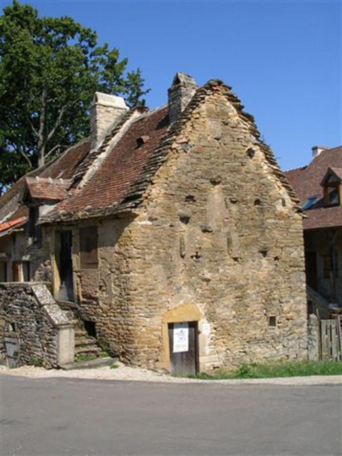 Journées du patrimoine 2018 - Visite libre d'une petite maison rurale au bourg