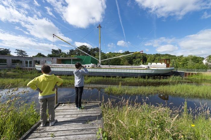 Journées du patrimoine 2018 - Visite libre de Cap Loire