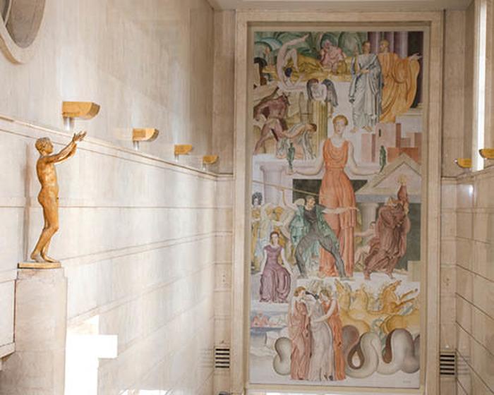 Journées du patrimoine 2018 - ANNULATION - Visite libre de Chaillot-Théâtre national de la Danse