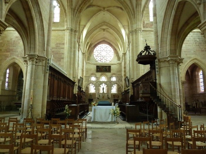Journées du patrimoine 2018 - Visite libre de l'abbatiale de Saint-Seine-l'Abbaye