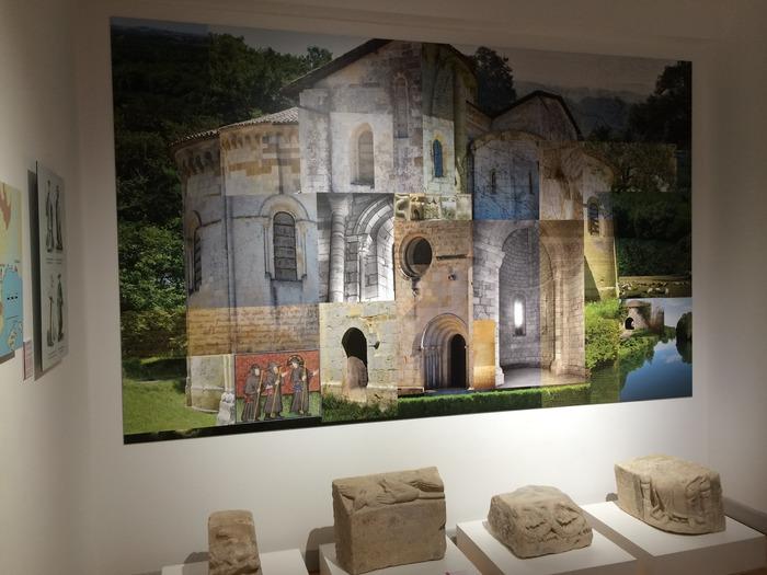 Journées du patrimoine 2018 - Visite libre de l'abbaye d'Arthous