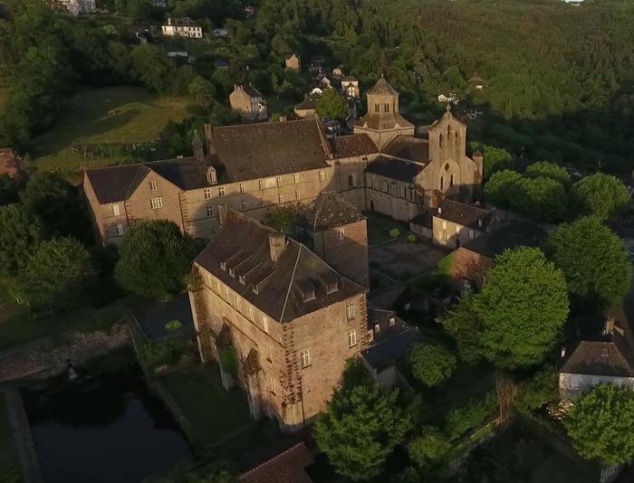 Journées du patrimoine 2018 - Visite libre de l'abbaye d'Aubazine