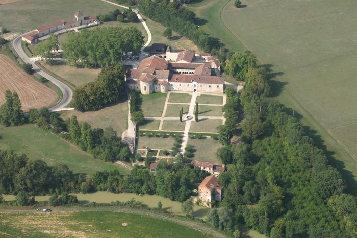 Journées du patrimoine 2018 - Visite libre de l'abbaye de Flaran et de ses expositions