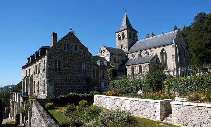 Journées du patrimoine 2018 - Visite libre de l'Abbaye de Graville