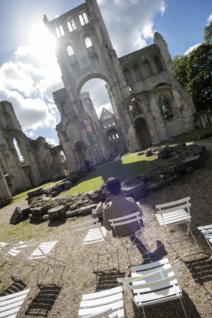 Journées du patrimoine 2018 - Visite libre de l'abbaye de Jumièges