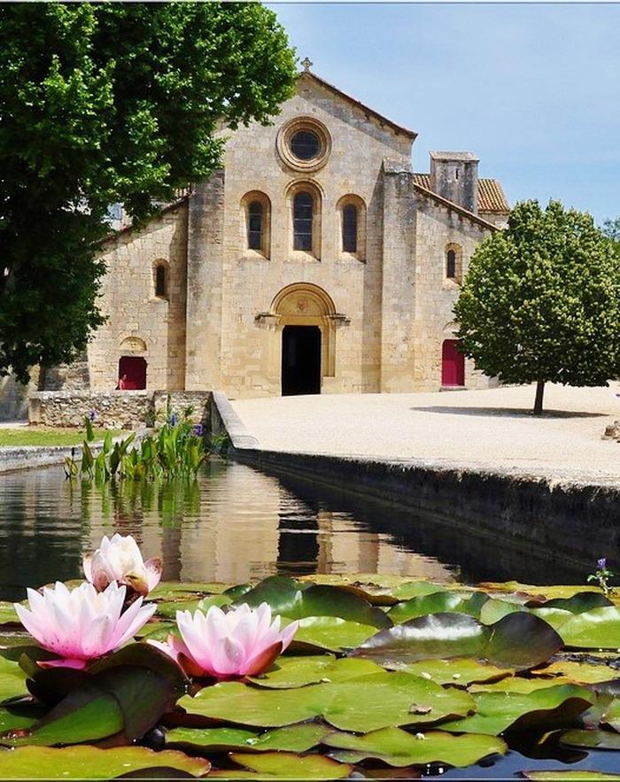 Journées du patrimoine 2018 - Visite libre de l'Abbaye de Silvacane