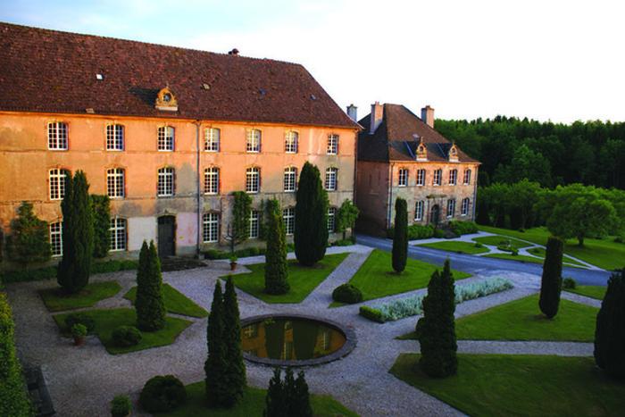Journées du patrimoine 2018 - Visite libre de l'abbaye et des jardins d'Autrey