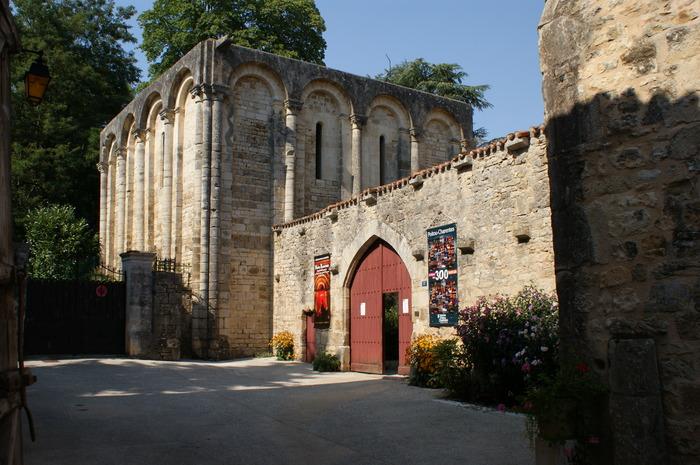 Journées du patrimoine 2018 - Visite libre de l'abbaye Notre-Dame et Saint-Benoît de Nanteuil-en-Vallée
