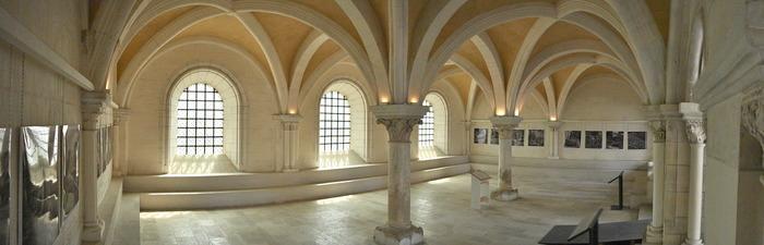Journées du patrimoine 2018 - Visite libre de l'Abbaye Saint-Germain